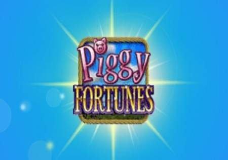Piggy Fortunes – hadithi ya kale kwa njia ya sloti ya mtandaoni!