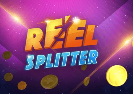 Reel Splitter inaleta bonasi kibao zaidi kwa kushea!