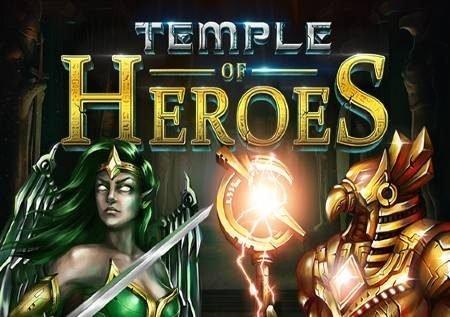 Temple of Heroes – hekalu la kasino ya mashujaa wakubwa sana!