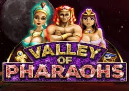 Valley of Pharaohs – sloti inaleta hazina ya Mafarao!