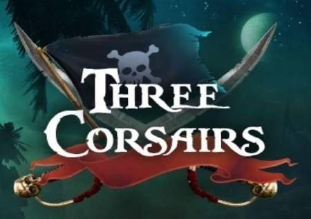 3 Corsairs – mvamizi wa uharamia kwenye hazina zilizofichwa