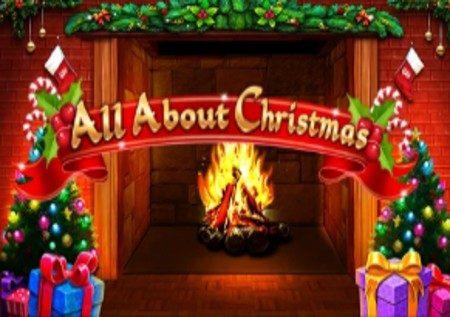 All About Christmas – gemu ya Christmas kwenye kasino ya mtandaoni!