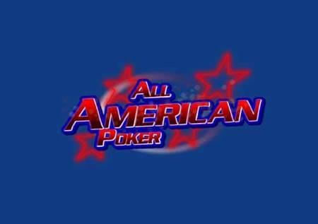 All American Poker – poka ya mtandaoni kwa njia ya America!