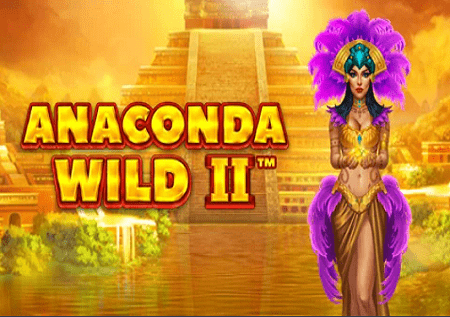Anaconda Wild 2 – toleo lililoboreshwa la sloti maarufu!