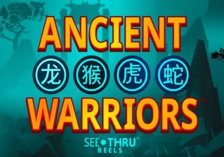 Ancient Warriors – muonekano wenye nguvu wa gemu za kasino!