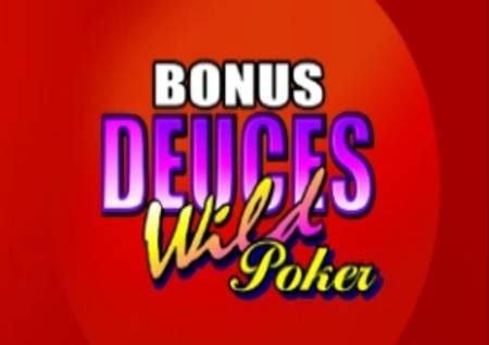 Bonus Deuces Wild – jokeri mwenye nguvu kwenye poka ya video
