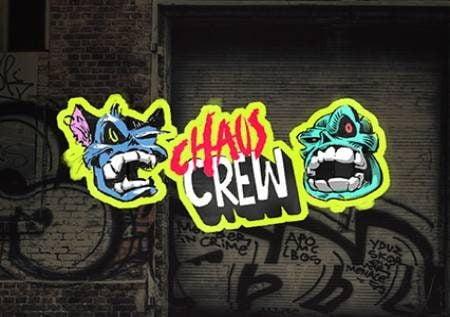 Chaos Crew – tamaduni ya mjini kwenye kasino ya mtandaoni