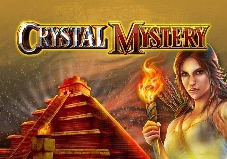 Crystal Mystery – gundua siri za bonasi za piramidi!