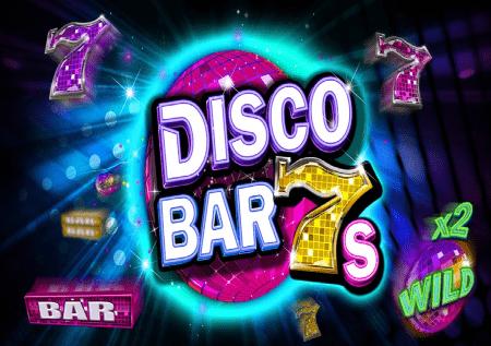 Disco Bar 7s – sherehe ya kasino ambayo inakufanya uchati