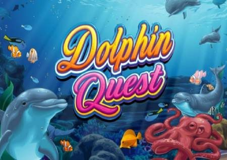 Dolphin Quest – sloti ya mtandaoni yenye mada ya bahari!