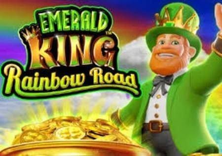 Emerald King Rainbow Road – sloti ya ushindi mkubwa!