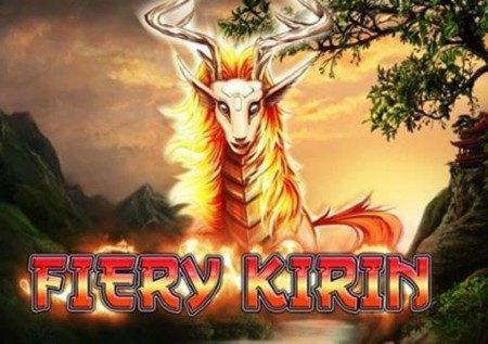 Fiery Kirin – sloti ya mtandaoni yenye bonasi za kipekee!