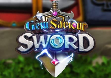 Gem Saviour Sword – upanga wa mwanga unaleta bonasi!