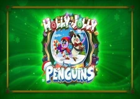 Holly Jolly Penguins – sherehe ya kasino mtandaoni kwenye barafu