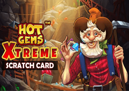 Hot Gems Xtreme Scratch Card – gundua almasi!