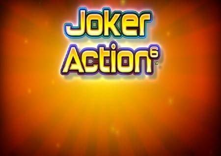 Joker Action 6 – ukiwa na msaada wa jokeri katika raha ya kasino