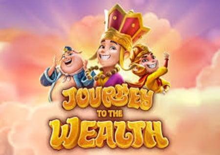 Journey To The Wealth – sloti ya safari ya kiroho!