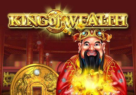 King of Wealth inatoa bonasi kubwa za kasino mtandaoni!