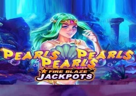 Pearls Pearls Pearls – sloti ya utajiri wa jakpoti chini ya maji!