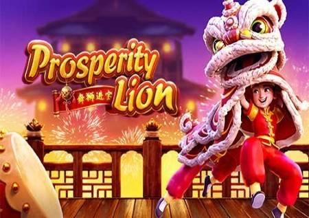 Prosperity Lion – cheza kwenye sherehe ya Kichina!