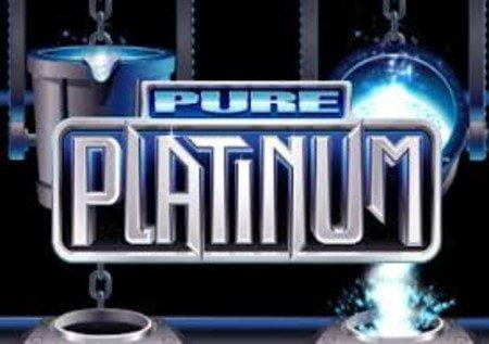 Pure Platinum – sloti ya kasino yenye thamani ya platinamu!