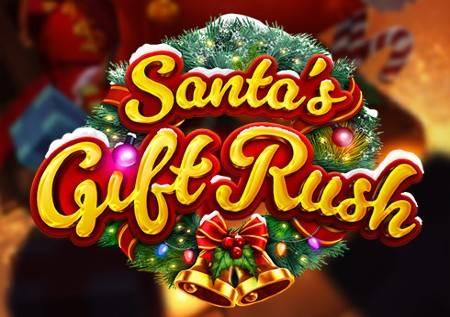 Santas Gift Rush – sloti ya zawadi za likizo!