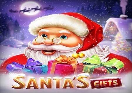 Santas Gift – sloti ya mtandaoni yenye mada ya Christmas!