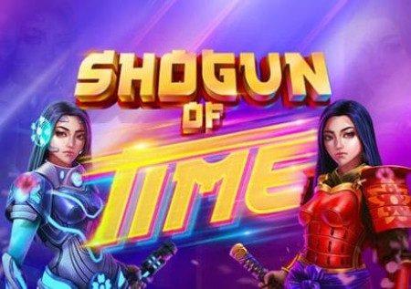 Shogun of Time – sloti inayotokana na hali ya Japan!