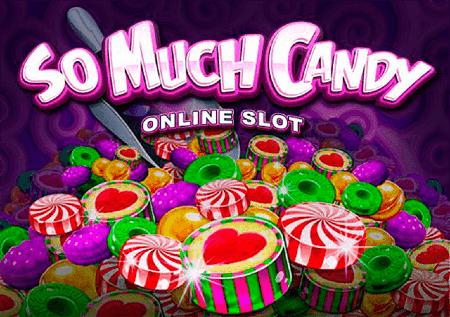 So Much Candy – sloti ya kasino tamu za mtandaoni!