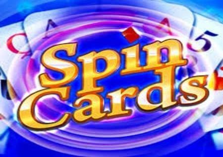 Spin Cards – muunganiko wa sloti ya mtandaoni na gemu za poka!