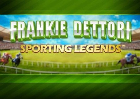Sporting Legends Frankie Dettori ni sloti ya mtandaoni