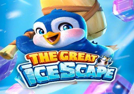 The Great Icescape – sloti yenye bonasi kubwa sana za kasino!