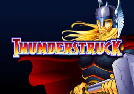Thunderstruck inaleta bonasi za kasino za radi!