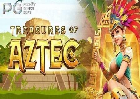 Treasures of Aztec – sloti iliyojaa nyongeza ya bonasi!