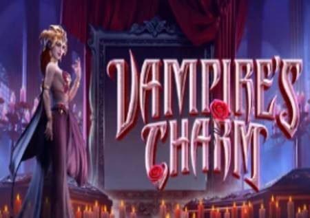 Vampires Charm – hisi kung'atwa na raha kubwa ya kasino!