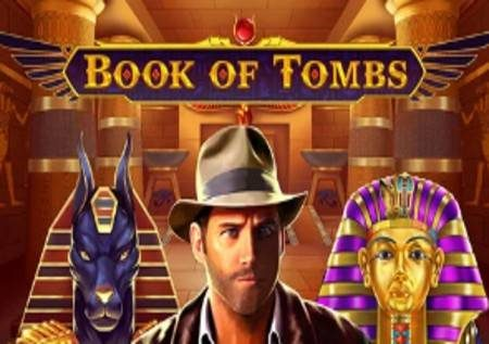 Book of Tombs – mfululizo wa vitabu wenye nguvu kuliko hapo mwanzo