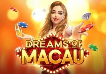 Dreams of Macau – furahia kasino ukiwa na sloti ya video!