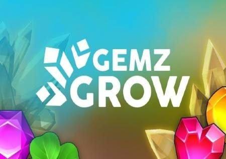 Gemz Grow – gemu ya kasino na vito kwenye muundo wa vito