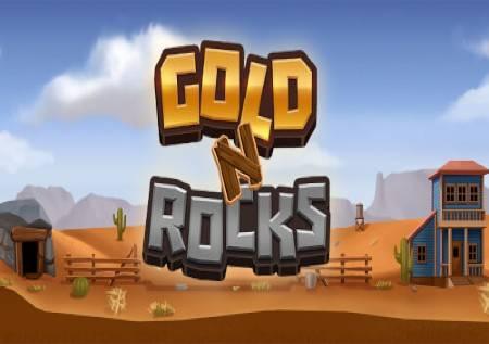 Gold N Rocks – chimba dhahabu kwa sloti ya video!