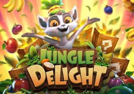 Jungle Delight – matibabu ya matunda katika sloti ya mtandaoni!