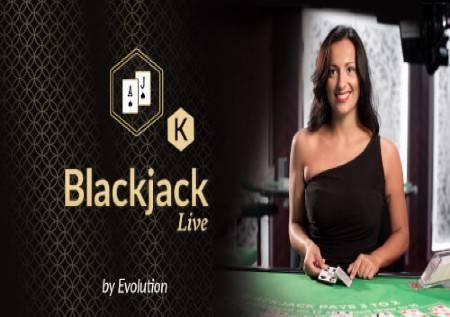 Live Blackjack – hisi nguvu ya gemu ya karata ya Blackjack!