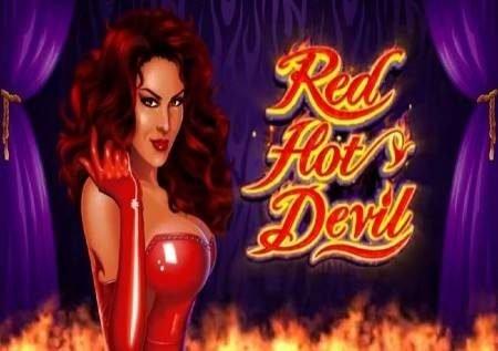 Red Hot Devil – sloti ya kasino ikiwa na bonasi za moto!