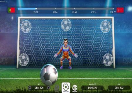 Penalty Shoot Out – kutoka kwenye doti jeupe mpaka kwenye bonasi