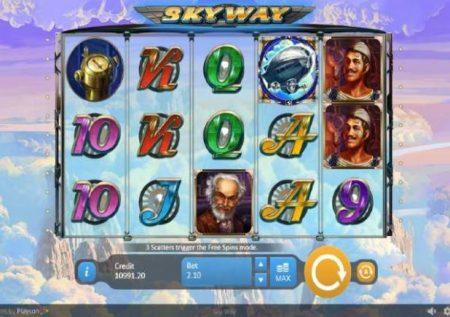 Skyway – kasino ya mtandaoni yenye raha mawinguni