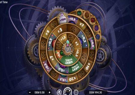 Wheel of Time – burudika ukiwa na gurudumu la bahati