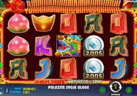 Dragon Hot Hold and Spin – raha ya kupendeza ya kasino