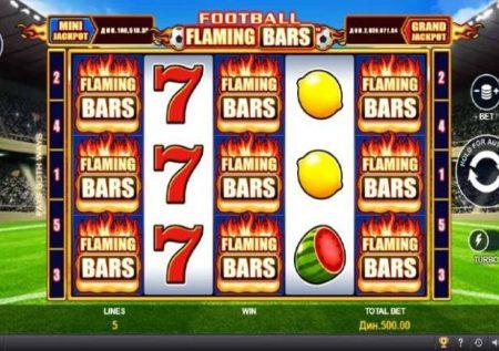 Flaming Bars – ubora usiozuilika na bonasi za kipekee