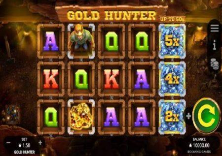 Gold Hunter – sloti yenye mada ya madini ikiwa na bonasi za juu sana!