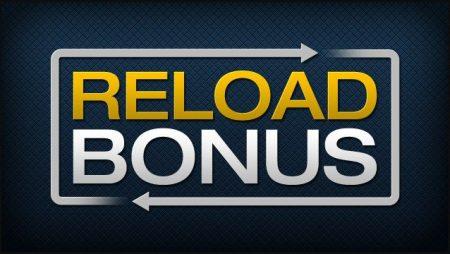 Reload Bonus – bonasi inayohusiana na njia ya malipo ya miamala