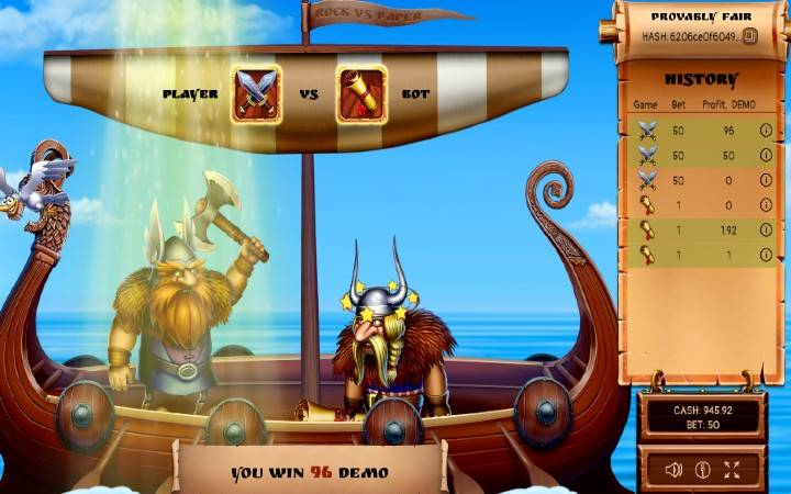 Kupambana na mashujaa wa Viking